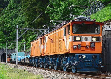 黒部峡谷鉄道EDV34・EDV35の使用開始