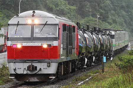キハ48・キハ141系が陣屋町臨港へ