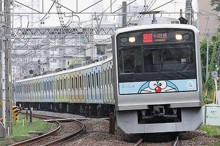 「小田急 F-Train II」運転開始