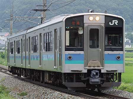 中央東線,篠ノ井線にE127系
