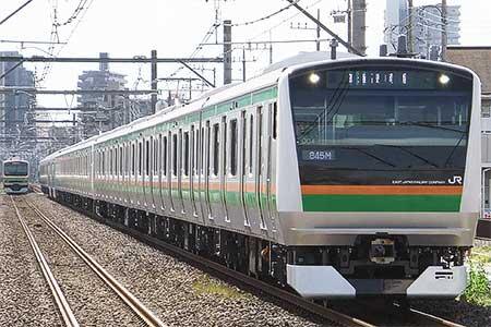 E233系3000番台が高崎線・両毛線で営業運転を開始