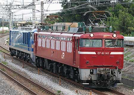 EF510-506が秋田総合車両センターへ