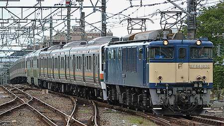 211系C15編成が長野総合車両センターへ