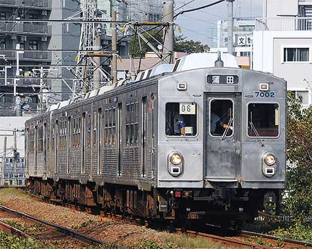 池上線で「7700系クラシックスタイル」特別仕様列車が運転される