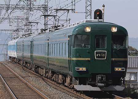 「かぎろひ」+「あおぞらⅡ」併結の団体臨時列車運転