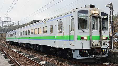 キハ143形が千歳線・室蘭本線で運用開始