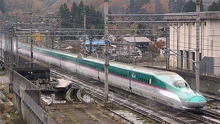 団体臨時列車「上越新幹線開業30周年記念号」,E5系で運転