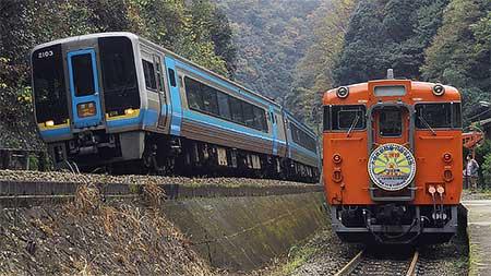 「どつぼ列車」第7弾「たらぼけ号」運転