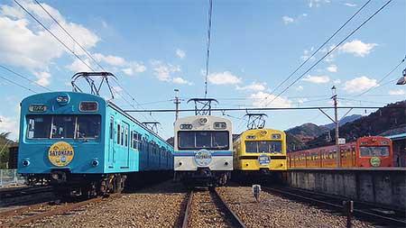 秩父鉄道で『さよなら1007号引退記念イベント』