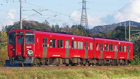 「大分まちあるき観光列車」が最終日を迎える