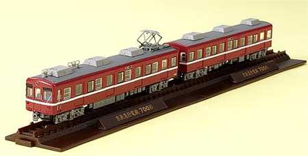 鉄道コレクション「京急700形 2両セット」発売