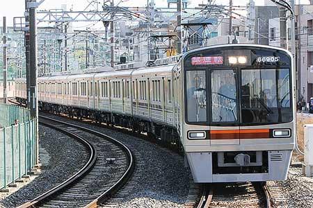 大阪市交66系66605編成が阪急千里線で試運転