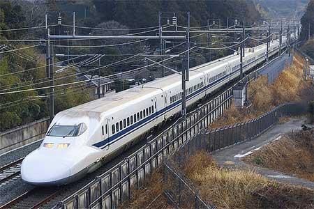 700系9000番台C1編成が浜松工場へ