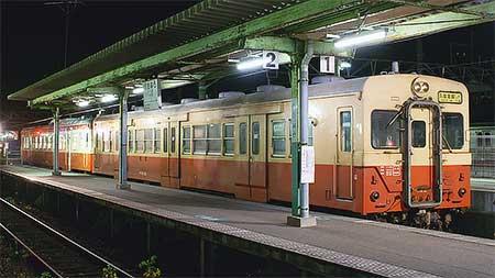 キハ30 62がいすみ鉄道へ