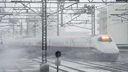 上越新幹線でE2系の定期運用再開