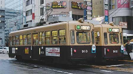 広島電鉄で白島線直通運用が誕生