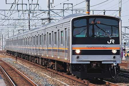 205系が東海道本線から撤退