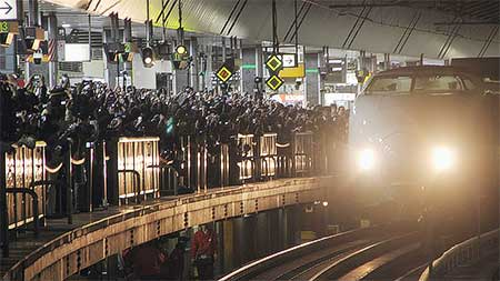 200系新幹線電車が定期運転を終了
