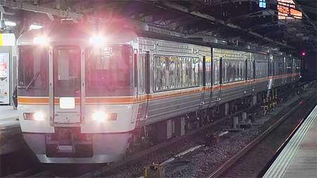 """373系の名古屋地区""""ホームライナー""""運用が終了"""