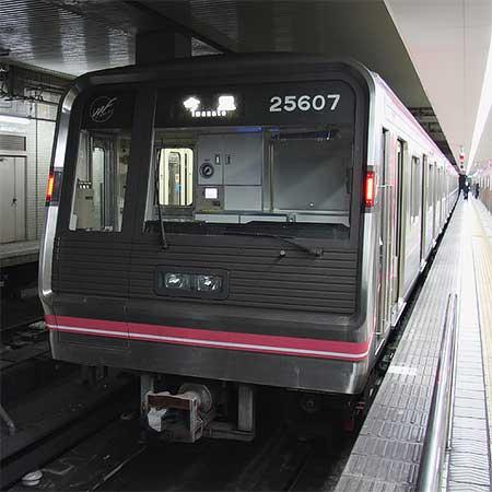 大阪市営地下鉄でダイヤ改正