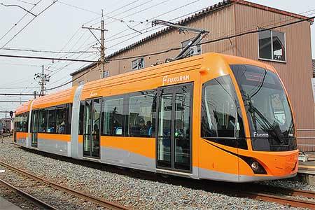 福井鉄道F1000形運行開始