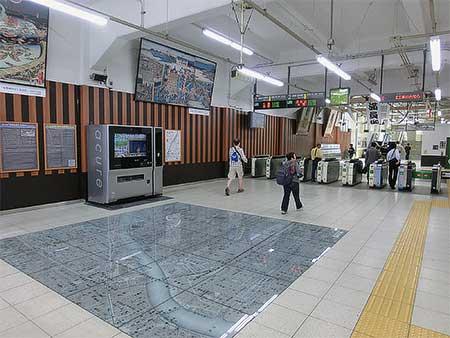 総武本線両国駅がリニューアルされる