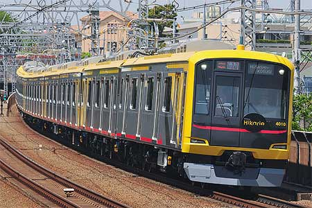 「Shibuya Hikarie号」がデビュー