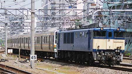 211系B9編成が長野総合車両センターへ