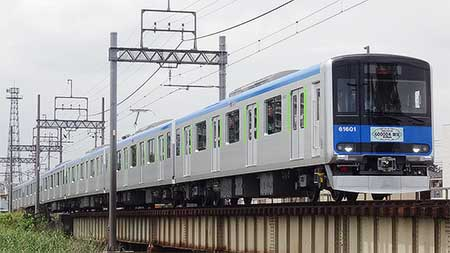 東武60000系,野田線で営業運転開始