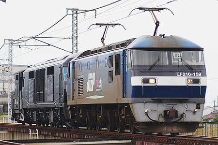 "JR九州""ななつ星 in 九州""専用機関車が甲種輸送される"
