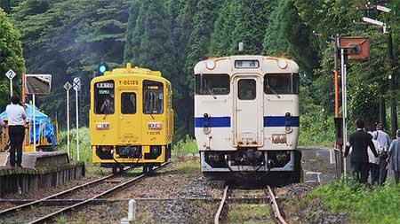 豊肥本線が全線復旧 鉄道ニュー...