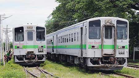 ミャンマー国鉄でキハ141・キハ142が営業開始