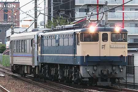 キハ120 22が富山へ配給輸送される