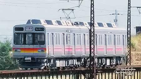 富山地方鉄道17480形が試運転を開始