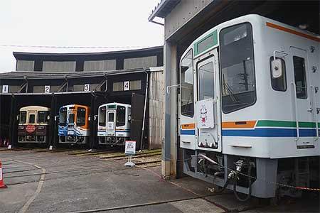『天浜線フェスタ』開催