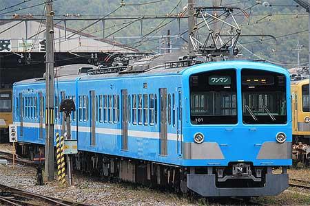 近江鉄道に新形式車100形が登場か