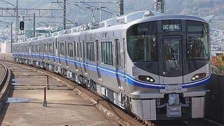 521系増備車6両が松任へ|鉄道ニ...
