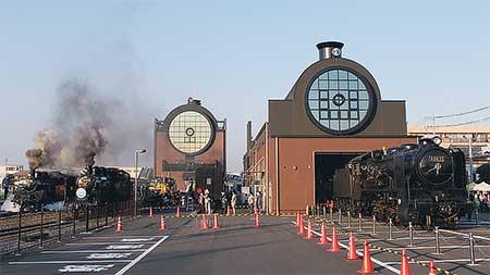 『第4回 真岡鐵道SLフェスタ』開催