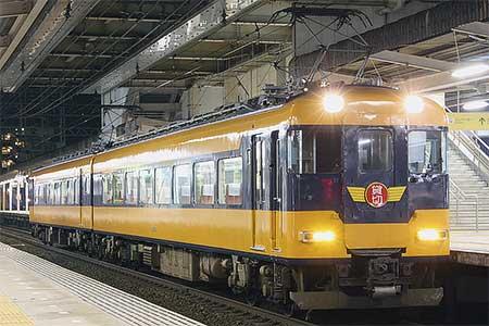 近鉄18400系が高安へ 鉄道ニュ...