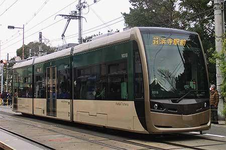 阪堺電軌で三が日の増発