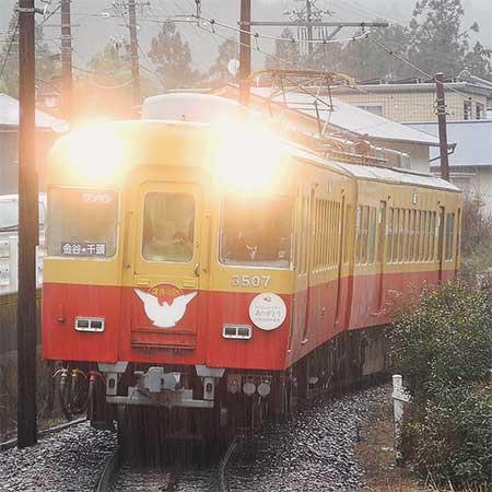 大井川鐵道3000系が営業運転を終える