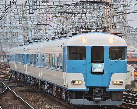 近鉄15200系「あおぞらⅡ」PN05編成が出場