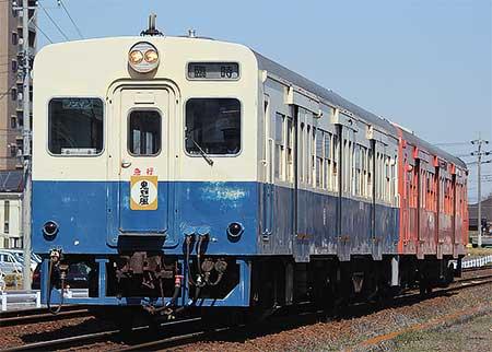 関東鉄道常総線で『100形に乗って撮影会』開催