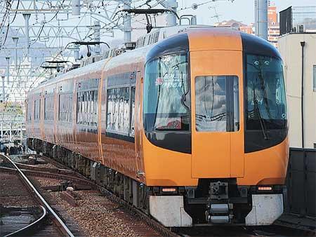 阪神・近鉄直通貸切列車の運転開始