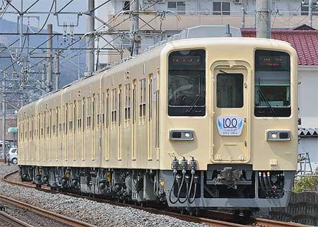 東武8000系81111編成「懐かしのセイジクリーム塗装車両」が営業運転を開始