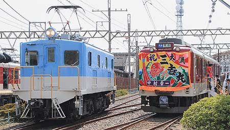 『きんてつ鉄道まつり2014 in 塩浜』開催