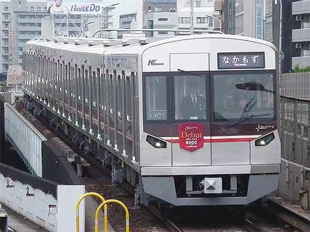 北大阪急行9000形が営業運転を開始