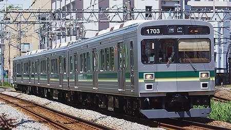 東急1000系(1500番台)1503編成が営業運転を開始