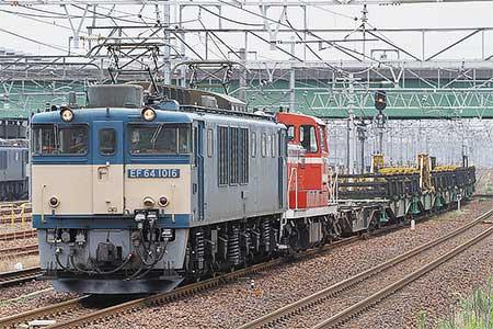 衣浦臨海鉄道KE65 1が広島へ