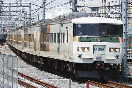 上野東京ラインで日中の試運転が始まる